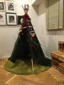 DIY クリスマスツリー クリスマスデコレーション