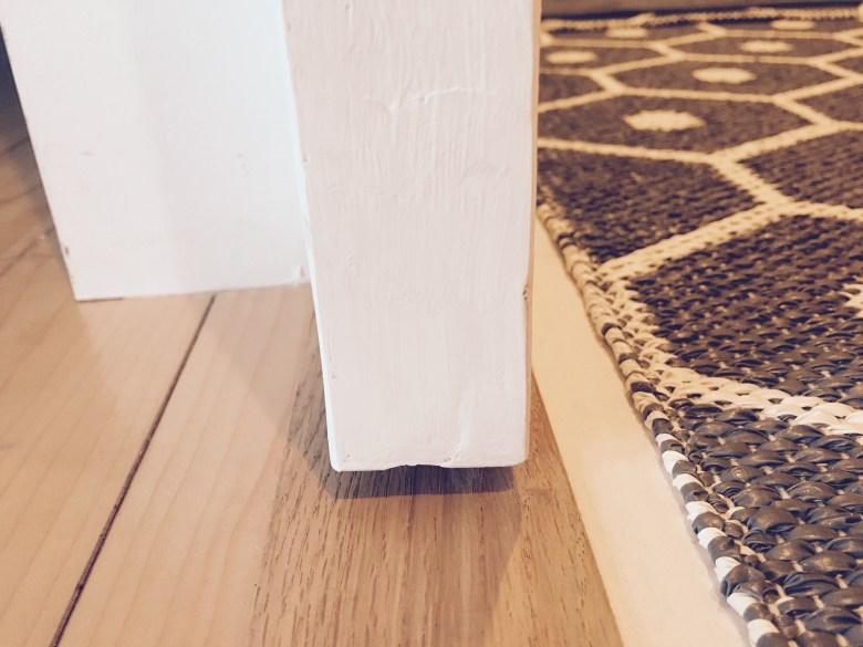 DIY 木製 ドア 修理 直す