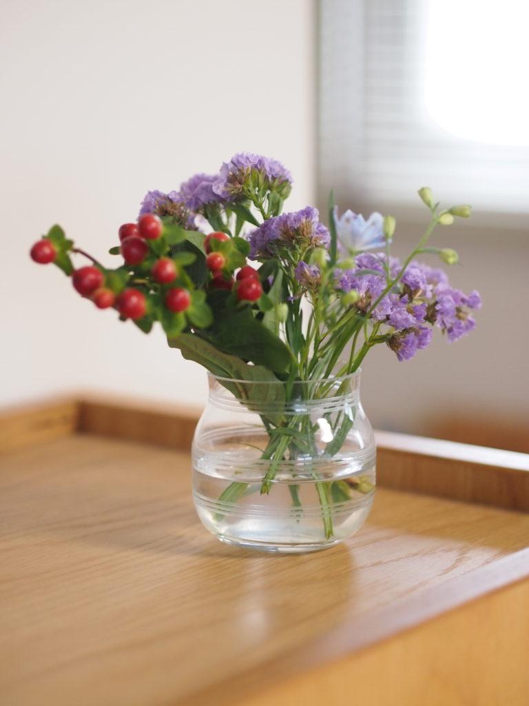 ケーラー オマジオ グラス フラワーベース 花瓶 KAHLER Omaggio