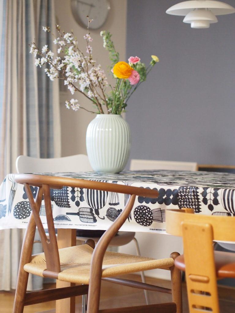 We LOVE Design Kahler/ケーラーHammershøi/ハンマースホイ フラワーベース おしゃれ 北欧 花瓶 シンプル CH24 カールハンセン