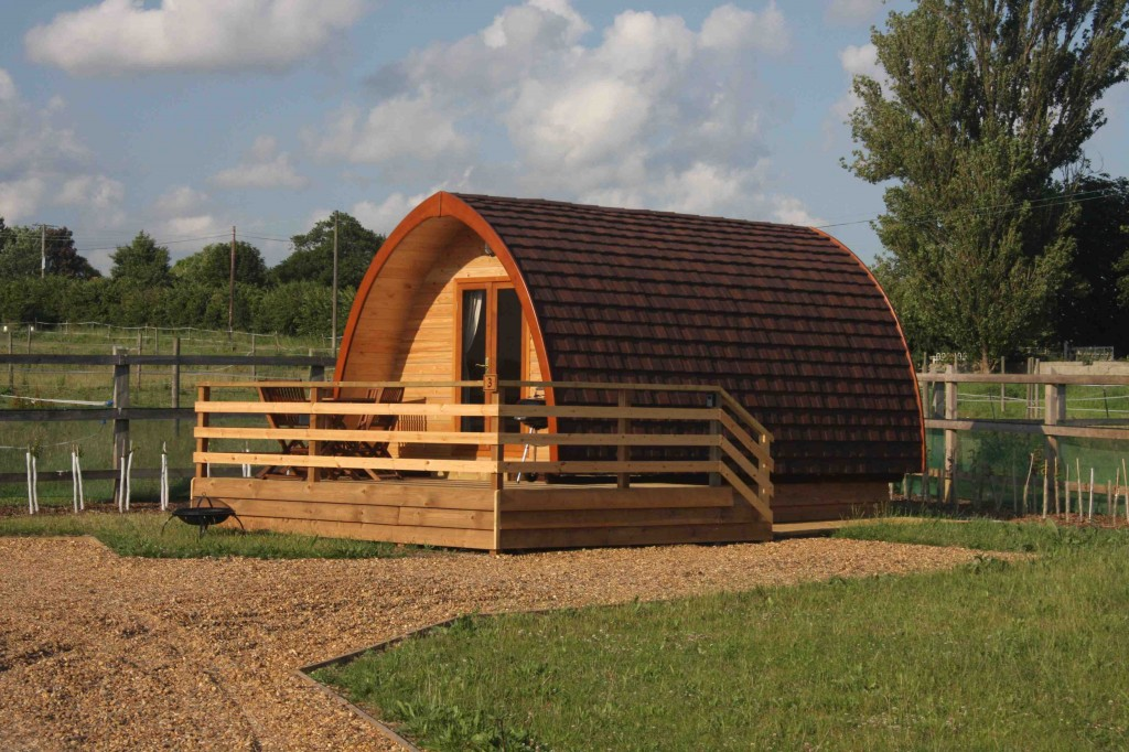 Glamping in Essex