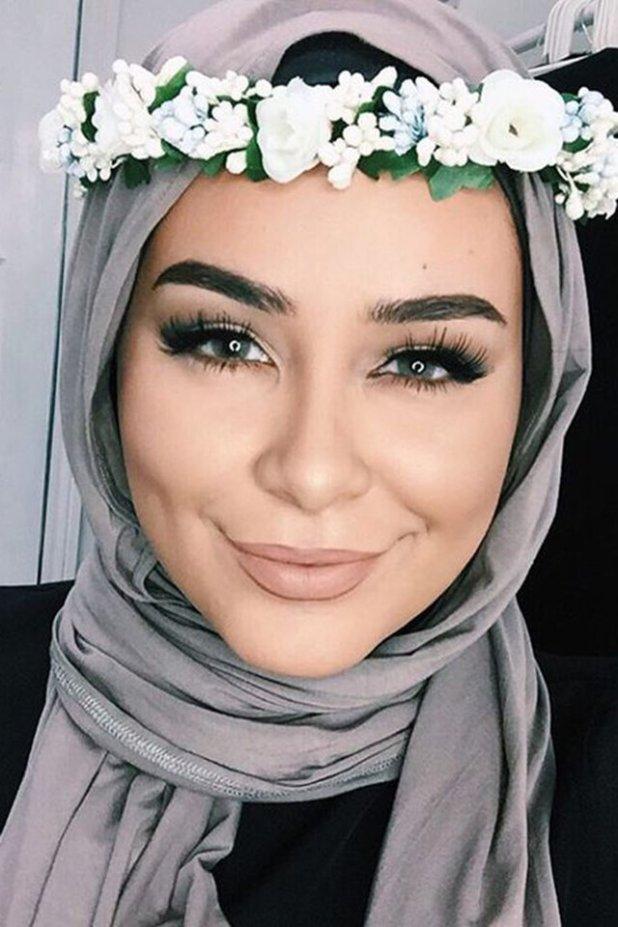 نتيجة بحث الصور عن لفات حجاب 2019 للمناسبات