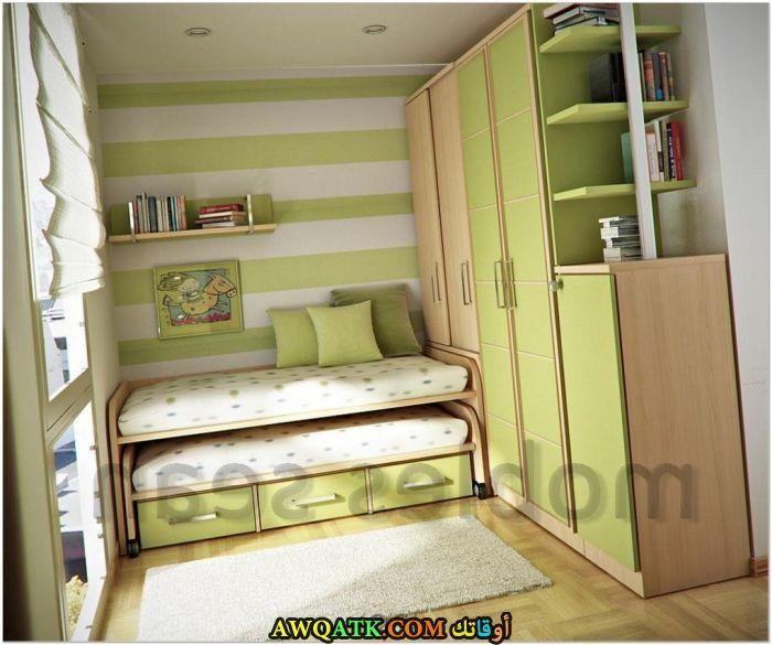 غرف نوم للاطفال للمساحات الصغيرة احلى غرف للاطفال صور حب
