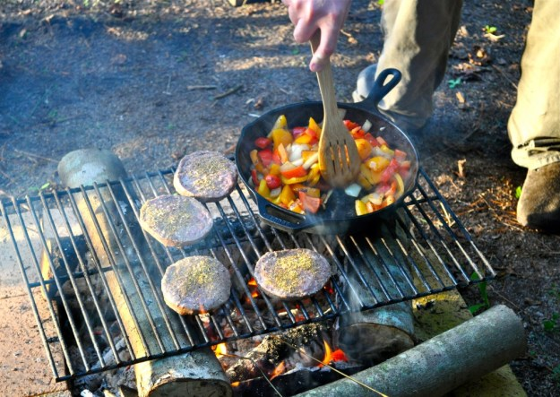 Tips for campfire cooking