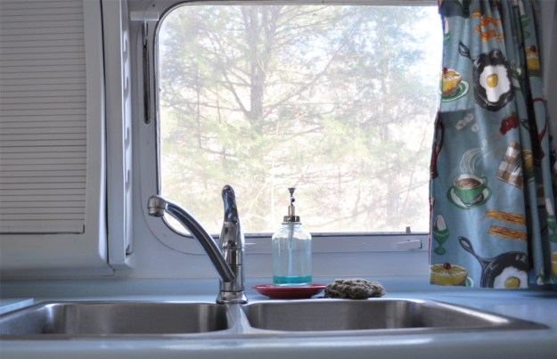 Airstream Sink