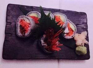 Nomad Sushi lounge
