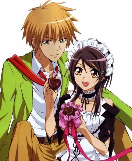 Manga Pour Fille D Amour : manga, fille, amour, Manga, Anime