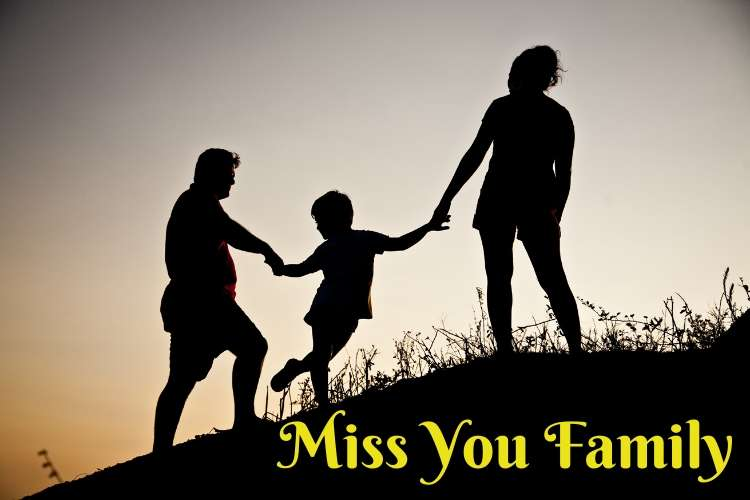 Miss You Family Image For Status