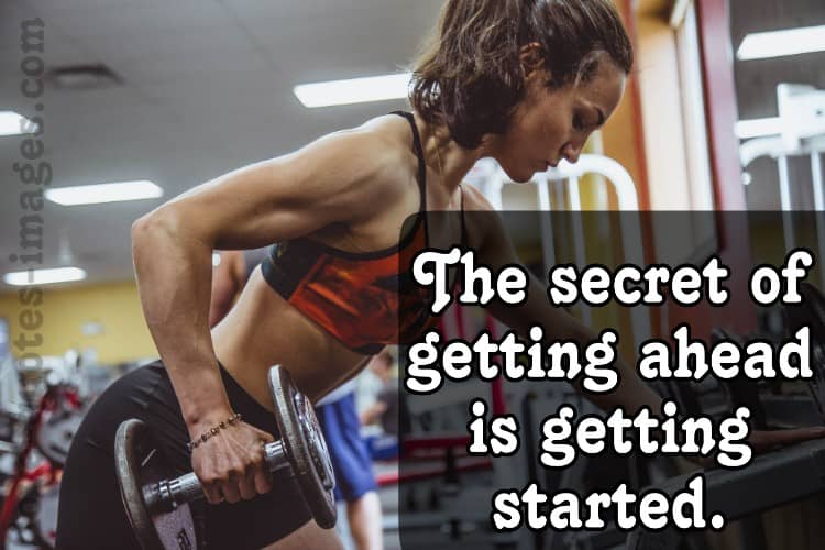 female fitness motivation pictures and quotes