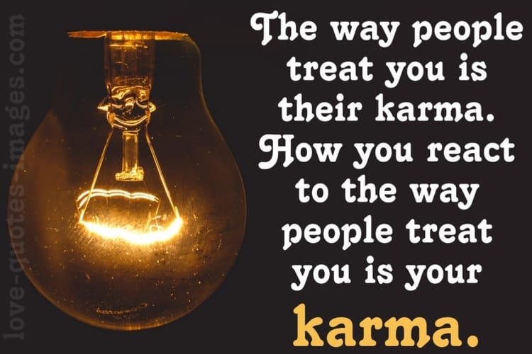 believer of karma