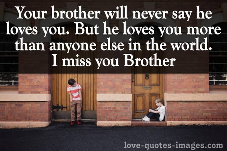 Quotes about brother and sister relationship