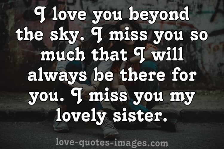 miss you sister images