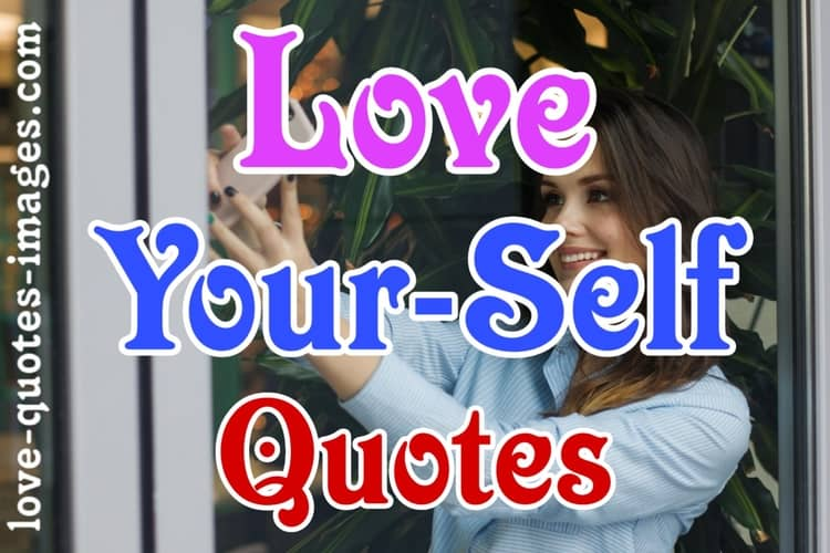 love yourself quotes short