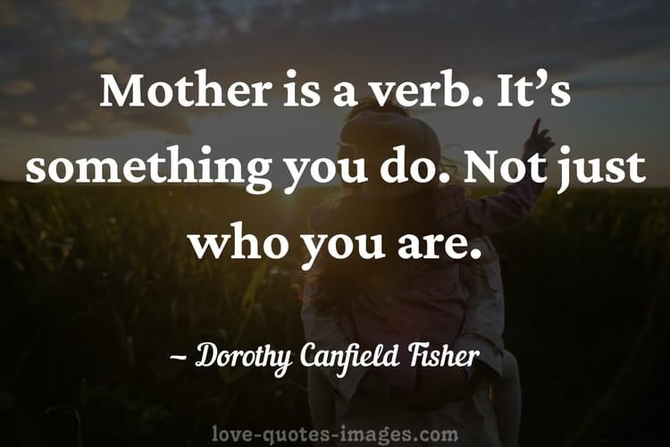 mother is quotes
