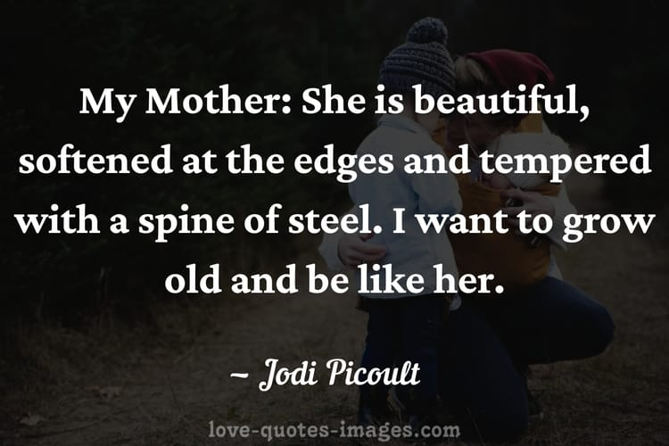 mom quotes daughter