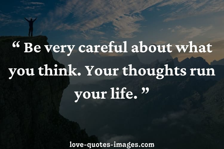 positive thoughts status