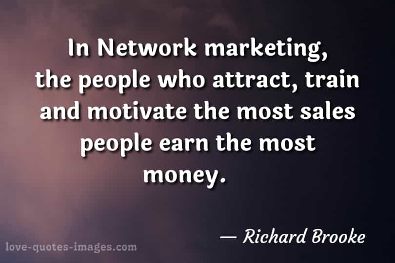 network marketing quotes motivational