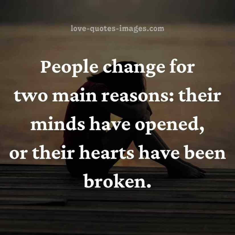 why people change quotes