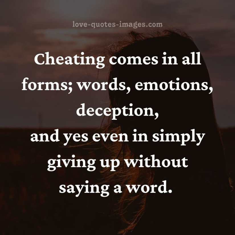 husband cheating quotes