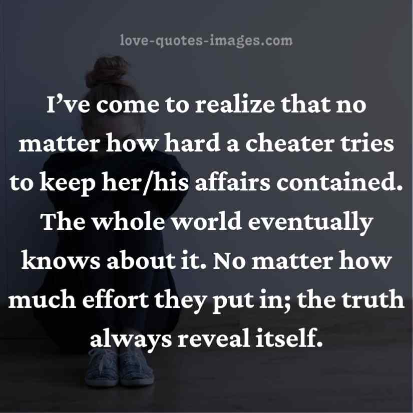 cheating quotesimages