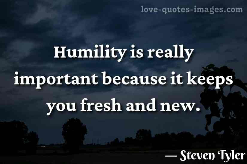 pride and humility quotes