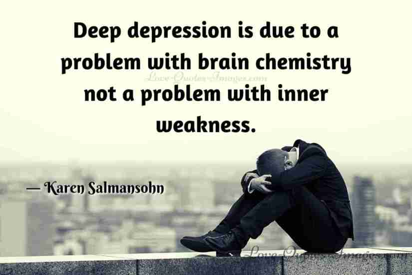 depression quotes images free download