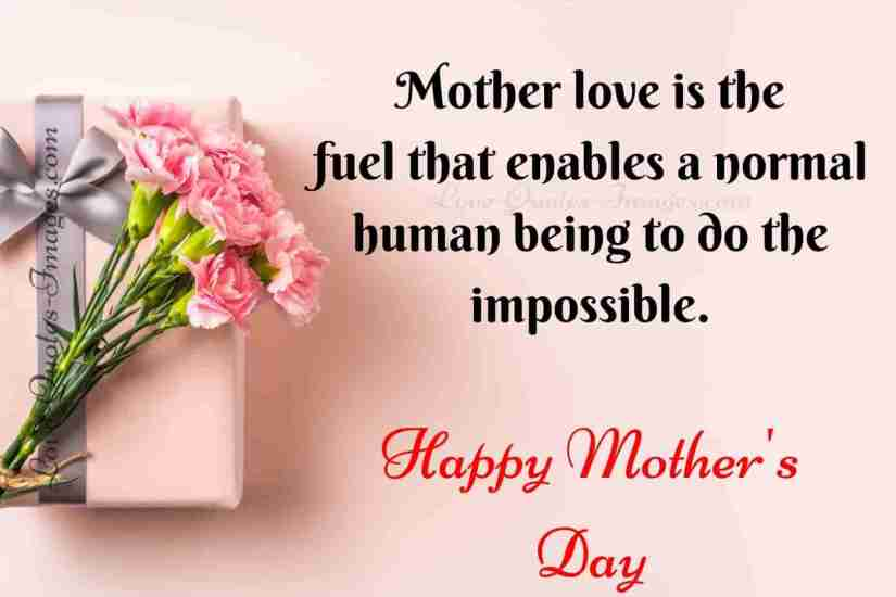special words for my mother