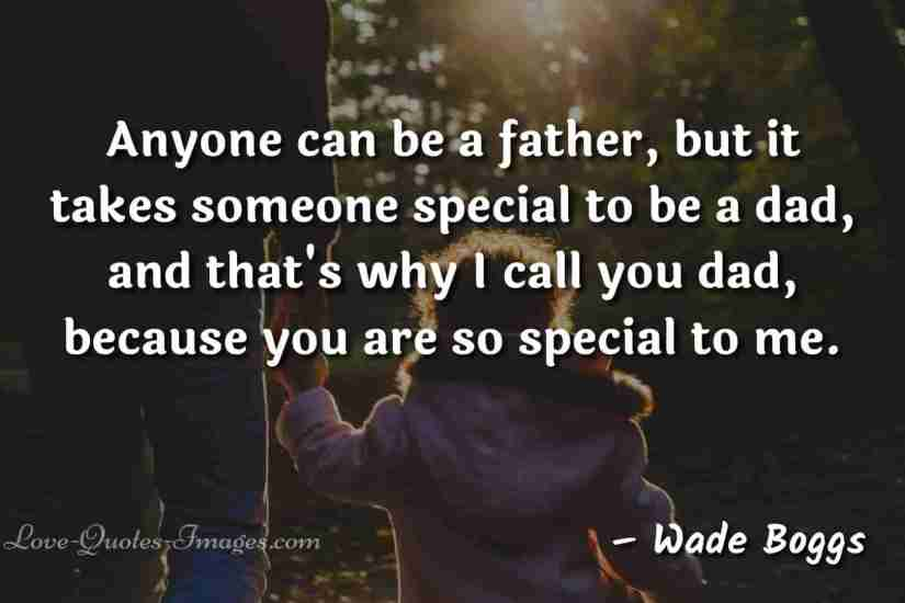 English fathers day quotes