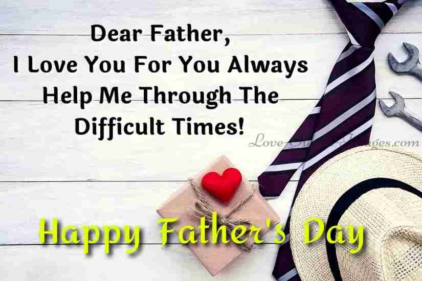 happy fathers day wishes quotes in english