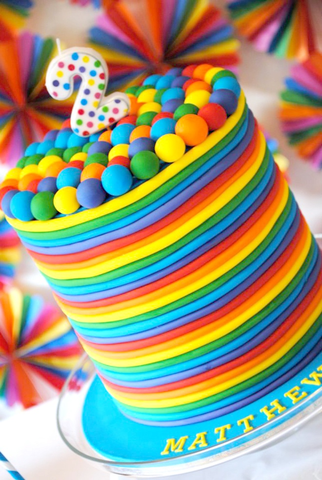 Rainbow Party Featured on Love The Day