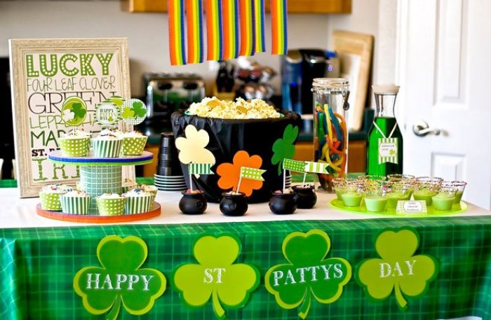 St. Patrick's Day Parties on Love The Day