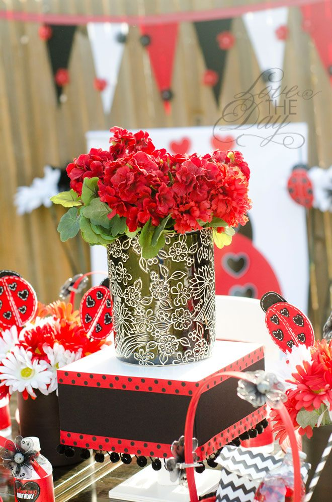 Ladybug Party by Love The Day