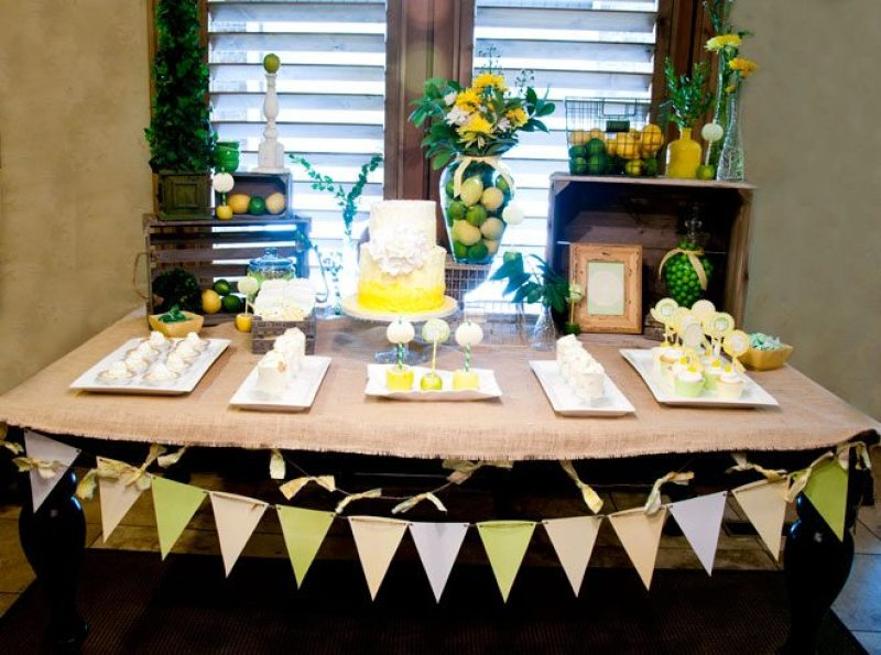 Pucker Up Bridal Shower by Love The Day
