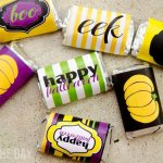 FREE Halloween Mini Candy Wrappers from Love The Day