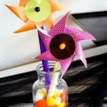 FREE Halloween Pinwheel Printable by Love The Day