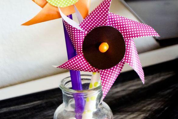 FREE Halloween Pinwheel Printable by Love The Day