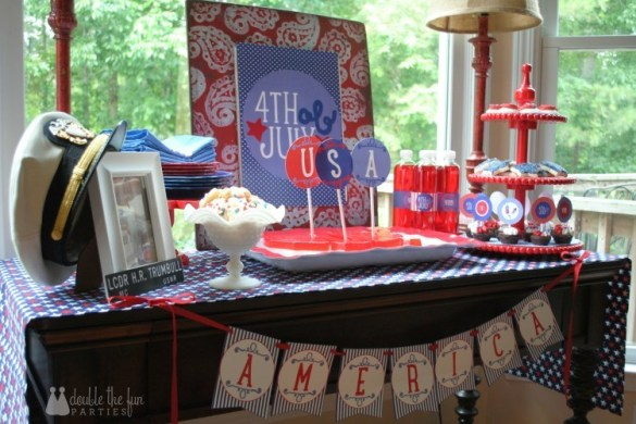 4th of July Party by Double The Fun Parties