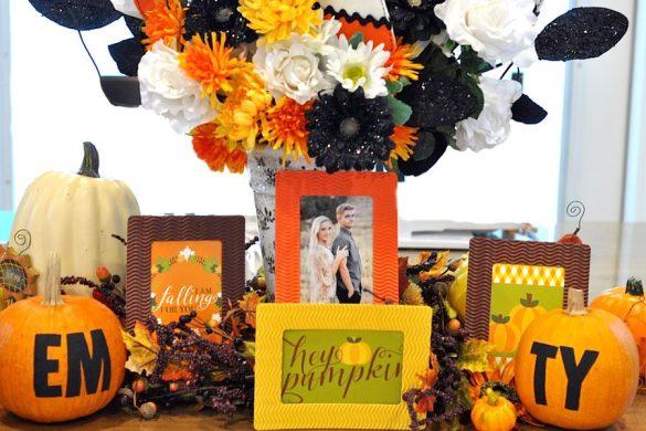 'Hey Pumpkin' Bridal Shower