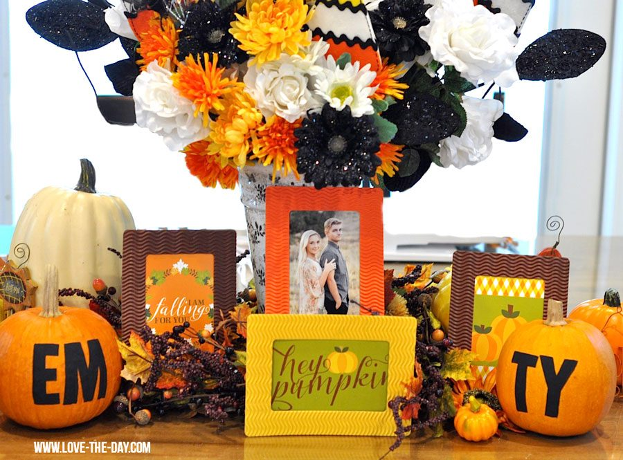 'Hey Pumpkin' Bridal Shower