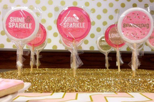 LDS Baptism:: Sparkle and Shine