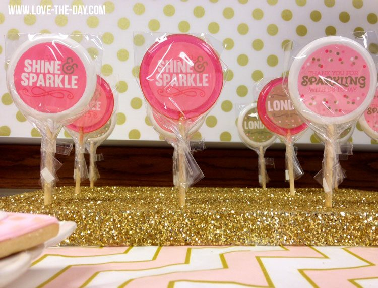 LDS Baptism:: Sparkle and Shine