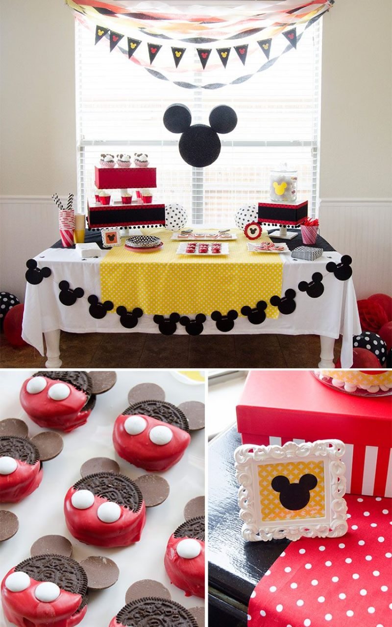 Mickey Mouse Party with DisneyImagicademy by Love The Day