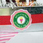 Thank You Gift Idea & FREE PRINTABLE