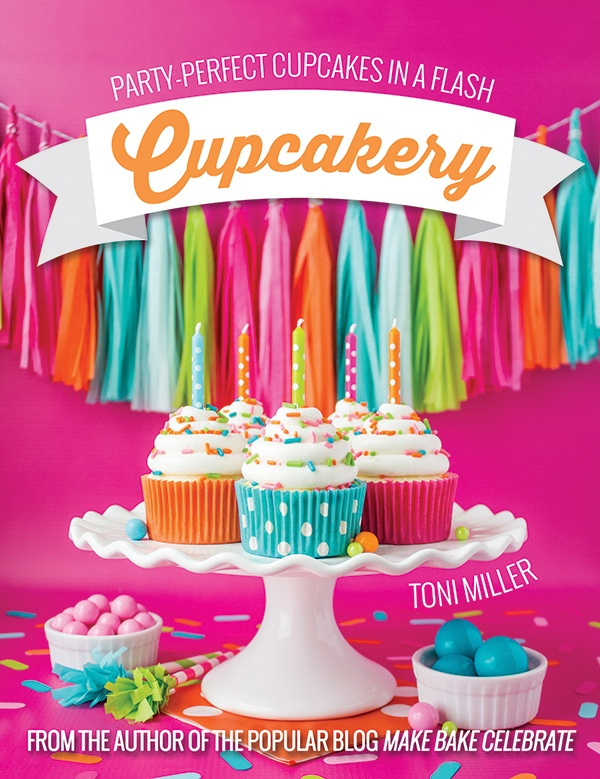 Cupcakery Book Review & GIVEAWAY