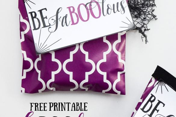 FREE FaBOOlous Halloween Tag by Love The Day