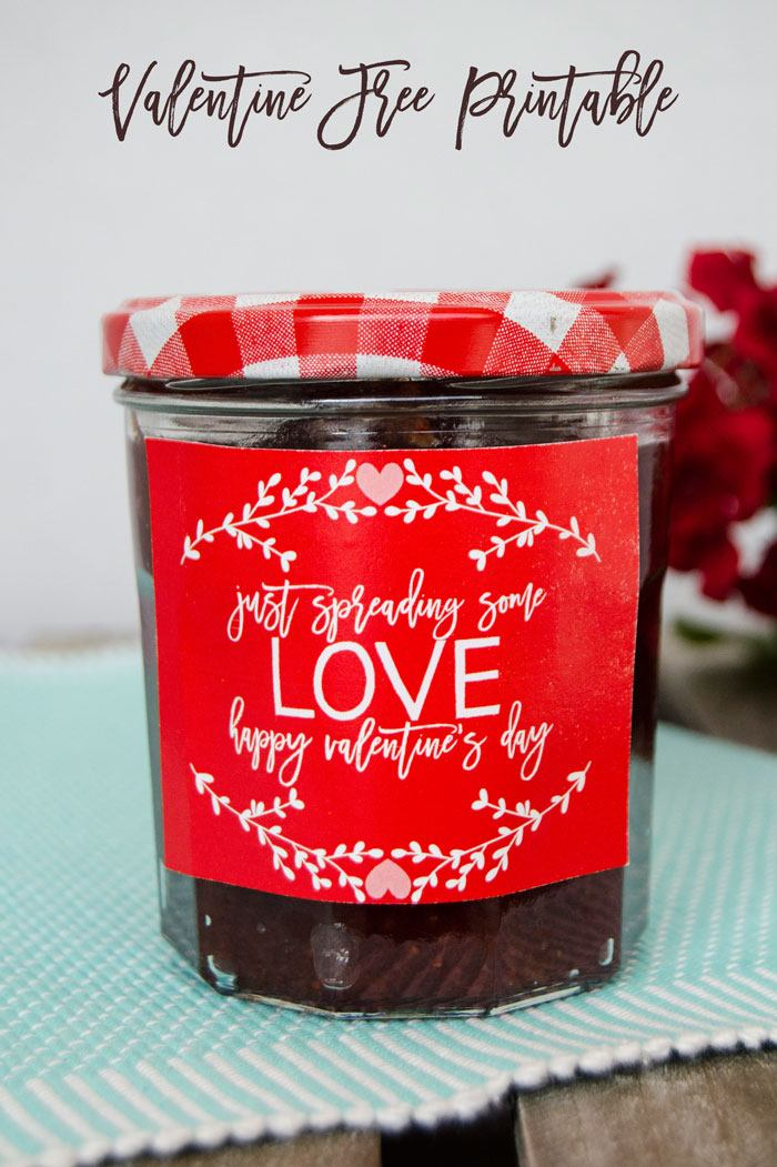 'Spread The Love' Valentine Gift Tags by Love The Day