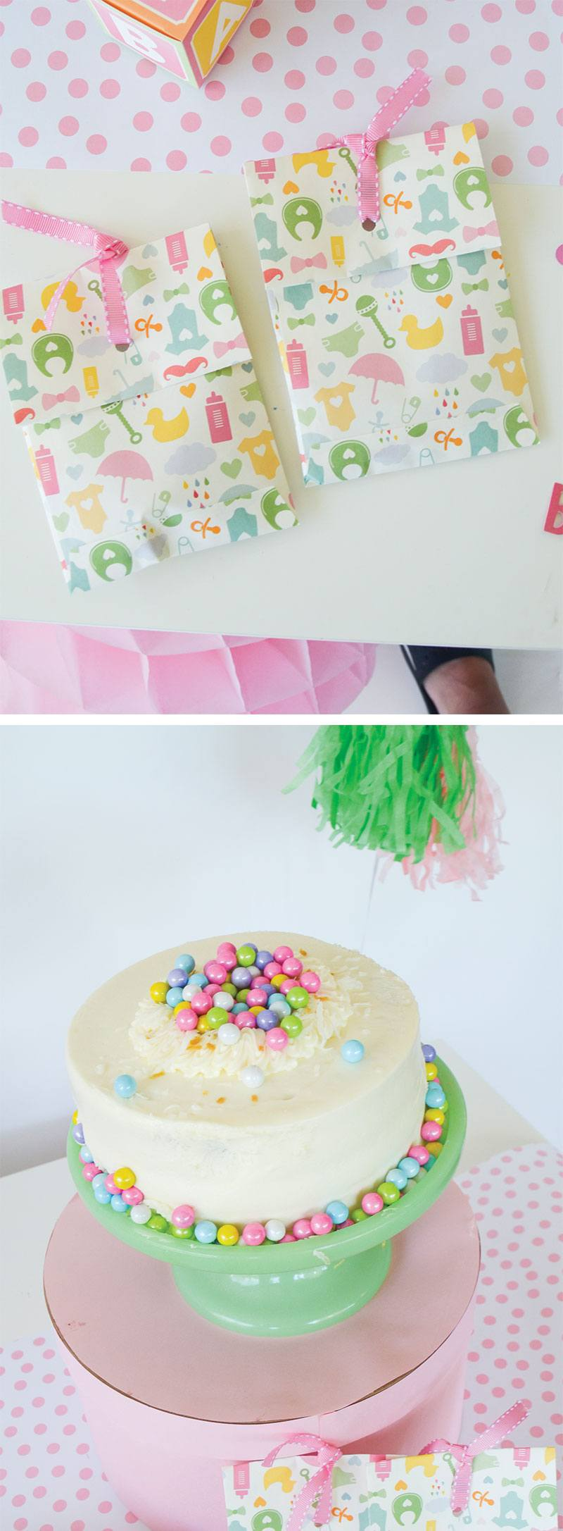 Shower With Love Baby Shower by Lindi Haws of Love The Day