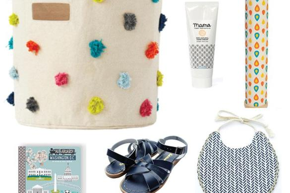 Baby Shower Gift Guide by Lindi of Love The Day
