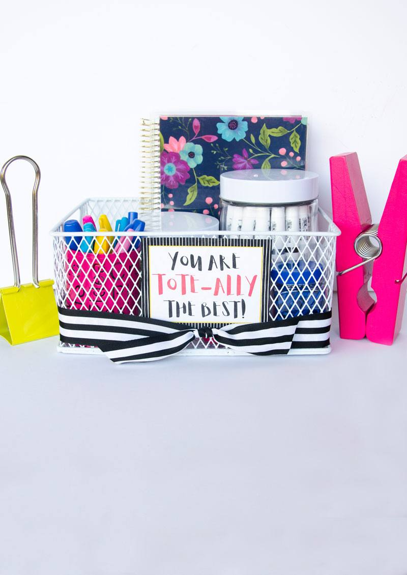 Teacher Gift Ideas for the New Year by Lindi Haws of Love The Day
