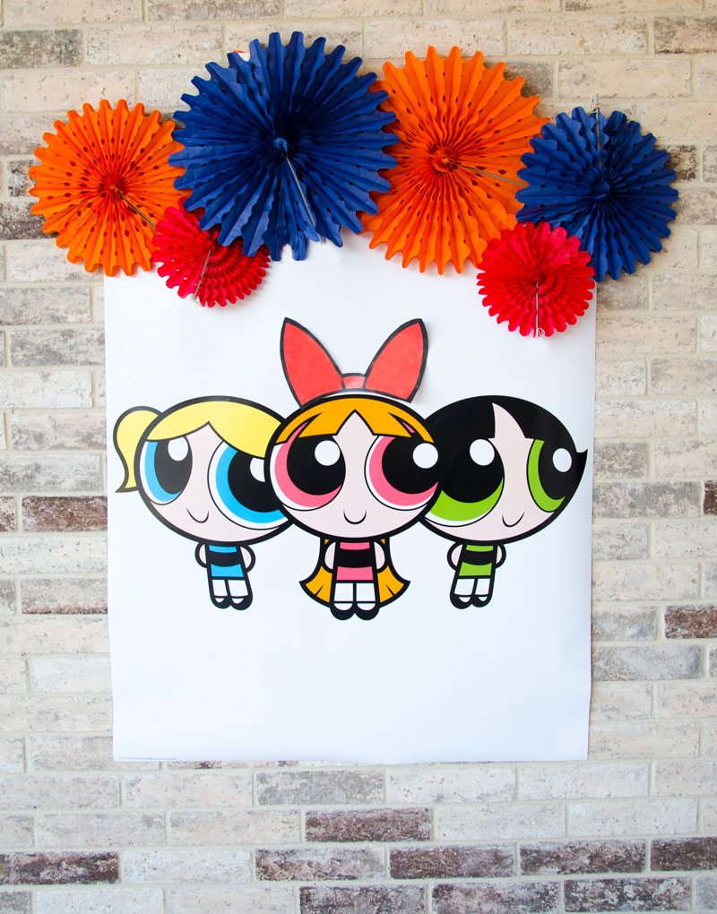 Powerpuff Girls Party Game by Lindi Haws of Love The Day